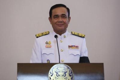 Thai PM overwhelmingly survives no-confidence motion