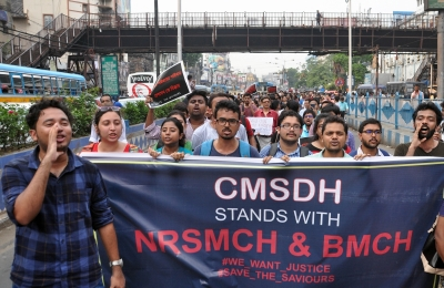 MHA issues advisory to West Bengal, seeks report on ongoing doctors' strike