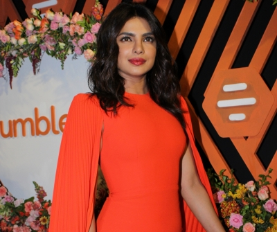 Priyanka Chopra gets a 'little' dancing partner