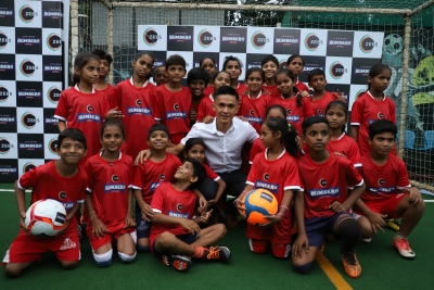 Sunil Chhetri to make digital debut with 'Bombers'