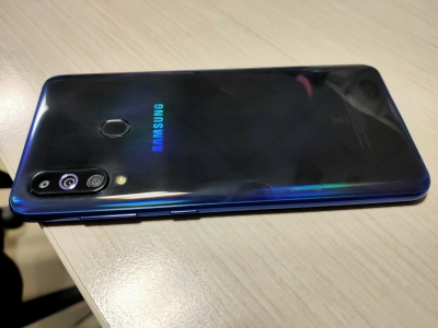 Samsung Galaxy M40: Stunning display, better chipset