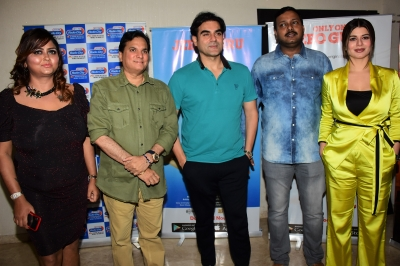 Arbaaz Khan, Lalit Pandit launch entertainment app