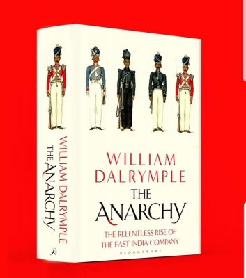 Dalrymple's book on East India Company launches in Sept