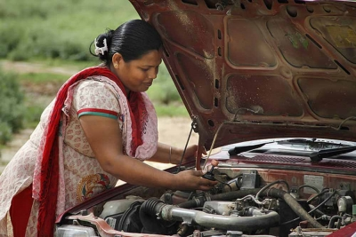 These female chauffeurs are driving in change in their lives (IANS Special Series)