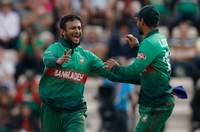 India game not easy, we'll give our best shot: Shakib