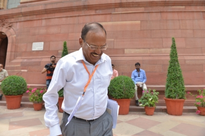 NSA Doval briefs Amit Shah on Kashmir situation