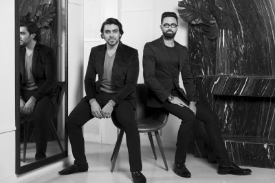 SHIVAN & NARRESH looking forward to explore kids' line