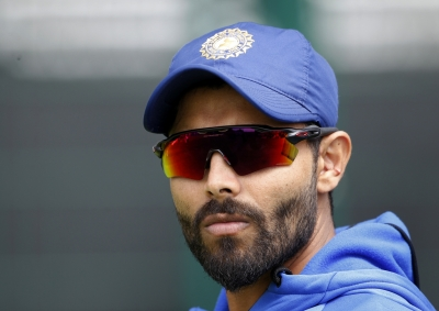 All-round Jadeja helps India put pressure on WI (Tea report)