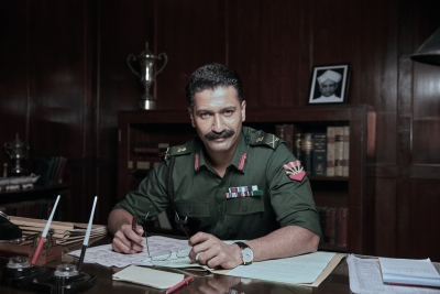 Vicky to play India's first Field Marshal