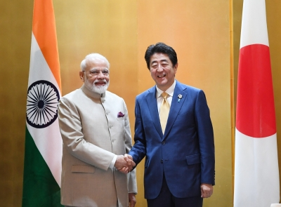 Modi meets Abe ahead of G20 Summit