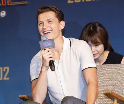 How Tom Holland escapes getting trapped in Spider-Man avatar