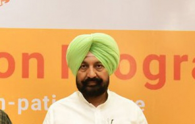 Don't spit, chew tobacco in public places: Punjab minister