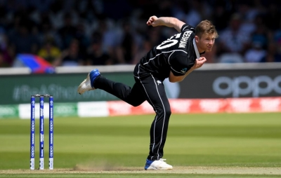 Neesham's childhood coach died during WC Super Over