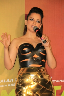 Our generation over consuming resources: Kangana