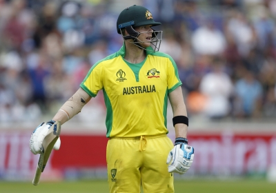 Batted without pressure; it was like see ball, hit ball: Steve Smith