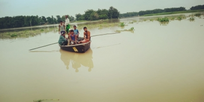 Flood havoc continues in Bihar, over 18 lakh people affected