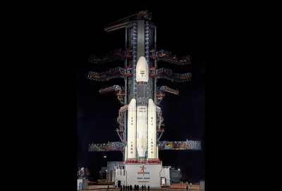 Chandrayaan-2: Countdown for 'Bahubali' rocket take-off going smoothly (Lead)