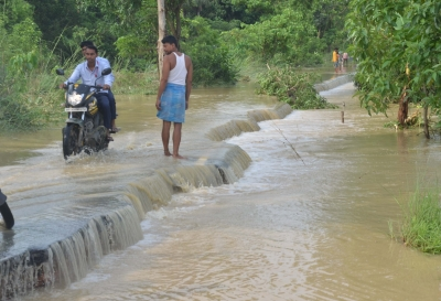 Over 2.5 million affected due to floods in Bihar