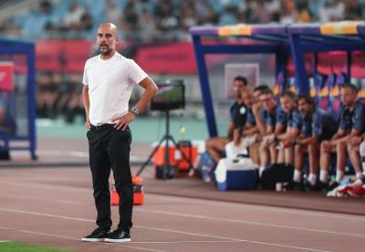 People cannot expect us to win every time: Guardiola
