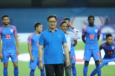Extra financial help for Indian football: Rijiju