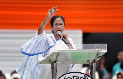 Force BJP to return black money, Mamata tells Trinamool workers (2nd Lead)