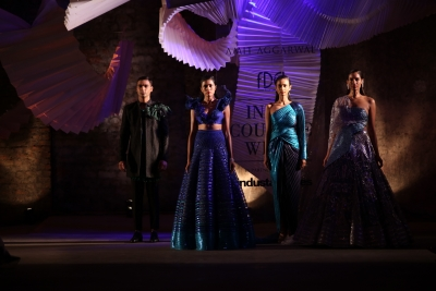 India Couture Week 2019: Amit Aggarwal opens show with 'Lumen'