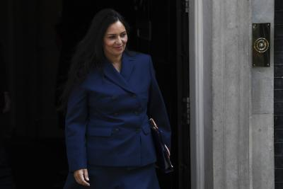 UK will leave EU on Oct 31 with deal: Home Secy Priti Patel