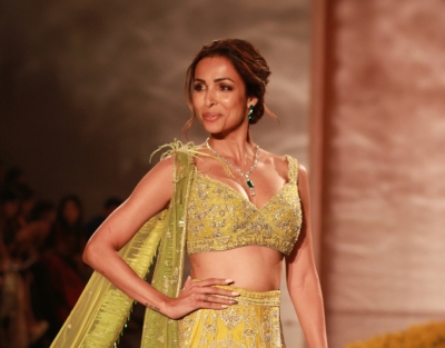 Singing therapeutic for me: Malaika Arora