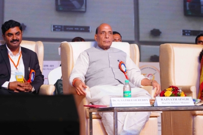 India's missile development not to show aggression: Rajnath