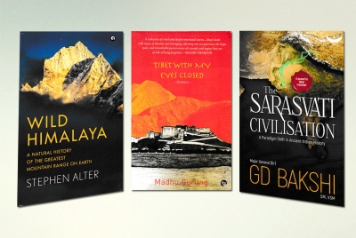 A history of Himalayas and Tibetans rebuilding life (IANS Books This Weekend)