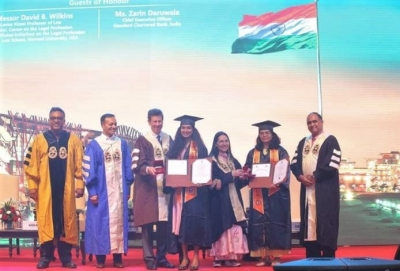 889 students awarded degrees at JGU Convocation