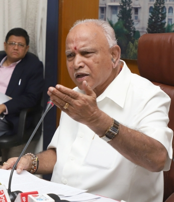 Light lamps to ward off coronavirus, exhorts Yediyurappa