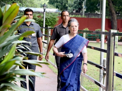 Sonia made interim chief as Nehru-Gandhi family trusted: Baghel (IANS Interview)