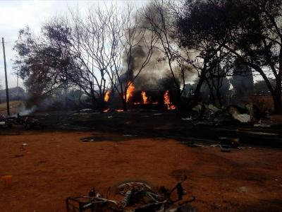 Death toll climbs to 97 in Tanzania's fuel tanker explosion