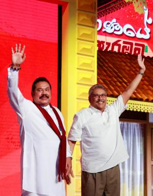Sri Lankan PM suspends ruling party rallies