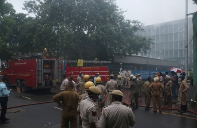 Delhi Fire Services to conduct training for hotel staff