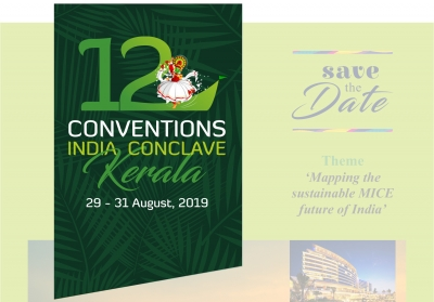12th CIC event to begin in Kochi on Aug 29