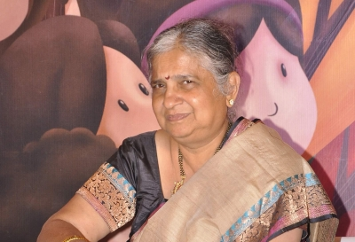 Sudha Murty to be in conversation with Shashi Tharoor at Penguin Annual Lecture