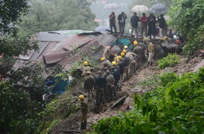 Himachal sees highest ever rainfall in 24 hours