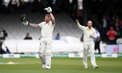 Ashes: England lead by 165 runs at Lunch on Day 5