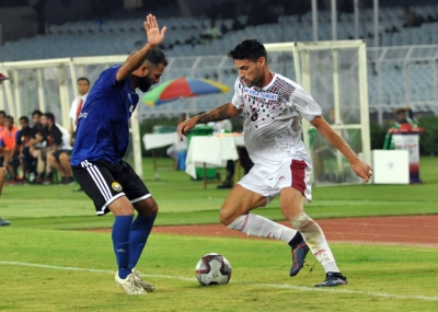 Durand Cup: Mohun Bagan beat Real Kashmir, reach final