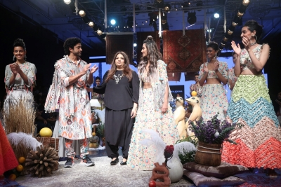 Designer Payal Singhal celebrates 20 years in fashion