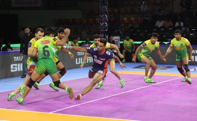 PKL 7: All-round Bengal Warriors beat Patna Pirates 35-26