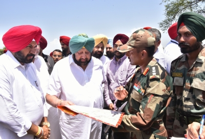 Punjab to canalise its rivers to prevent floods: Amarinder
