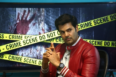 Ganesh Venkatraman to host 'Crime Patrol' in Tamil