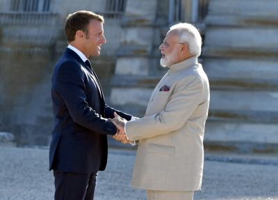 India, France move to boost a robust relationship