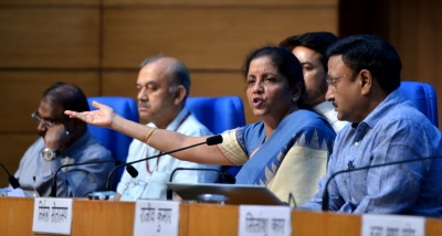 Sitharaman gets thumbs up on steps to combat slowdown