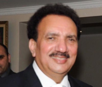 Now Cynthia Ritchie shouts rape, targets PPP top guns including Rehman Malik