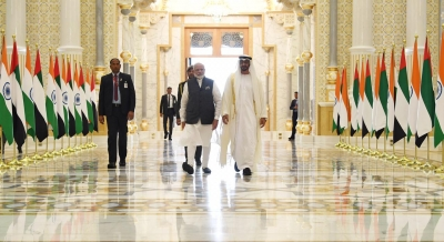 Sky is no limit for India-UAE ties: Modi