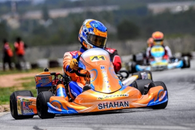 Agra boy becomes youngest Sr national karting champion